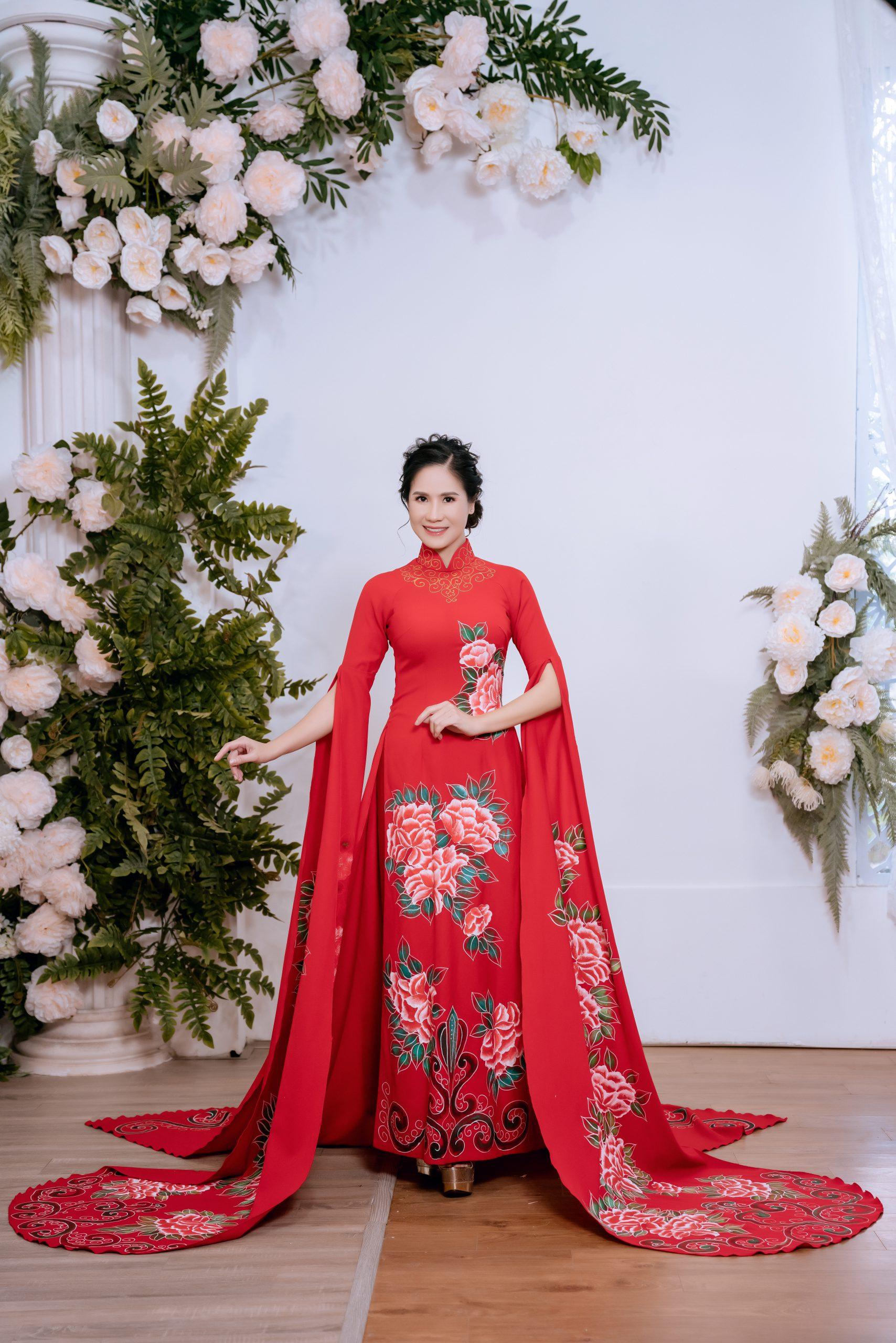 """Đào Vân Anh đồng ý trở thành """"đại sứ hạnh phúc"""" của Sky Diamond"""