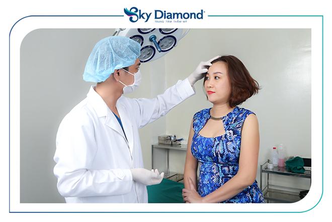 Phương pháp treo mày dành riêng tuổi trung niên được Sở Y tế TP.HCM cấp phép